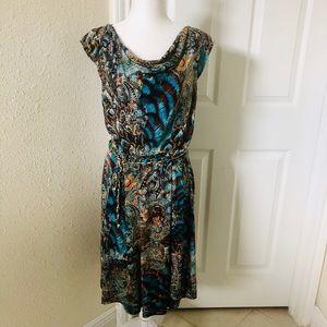 Lovely dress. Chetta B